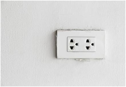 output socket