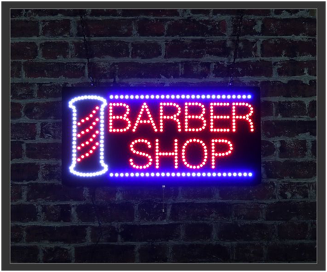 Why LED Lights Have Replaced Neon Lights As An Ideal Choice For Business Signs
