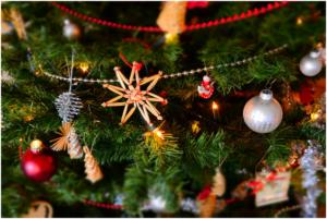 christmas lights symbol