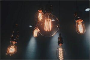 flickering lights