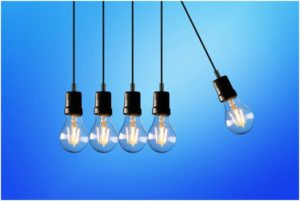 bulbs line