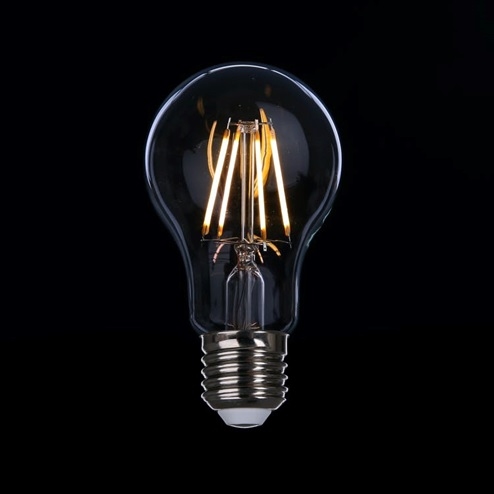 Electricity bulb with filament